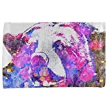 Spirit Bear Splatter All Over Hand Towel Multi Standard One Size