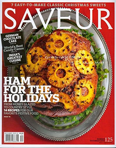 Pineapple Glazed Ham (SAVEUR (Savor a World of Authentic Cuisine)- December 2009 (Number)