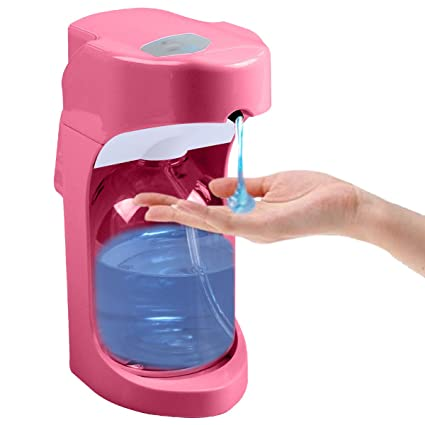 Dispensador de jabón automático yooap montado en la pared dispensador de jabón en espuma 500 ml