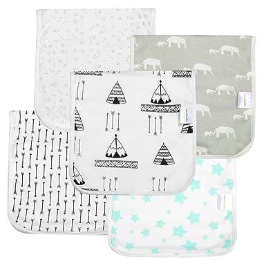 Amazon.com: Paños para bebés para niñas y niños, extra ...