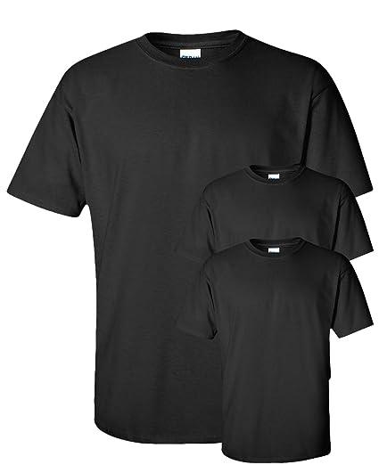 a2dfb0357850 Gildan Mens Ultra Cotton T-Shirt 3 Pack at Amazon Men's Clothing store: