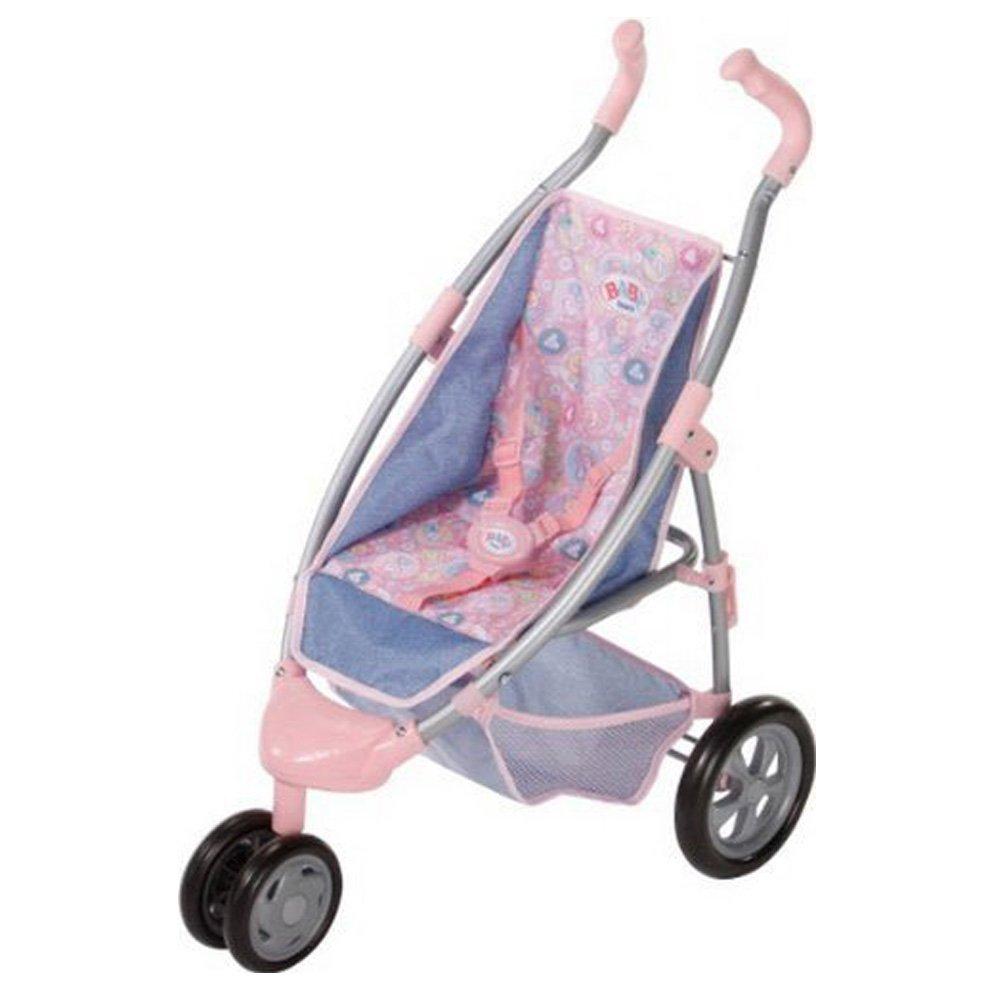 Amazon.es: Zapf Creation 816196 Baby Born - Carrito para muñeco: Juguetes y juegos
