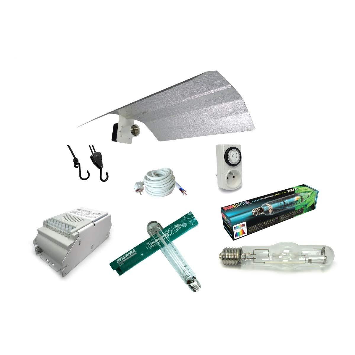 fornire un prodotto di qualità Kit lampada 250 250 250 W – Mh SunMaster + shp-ts groxpress  il più alla moda