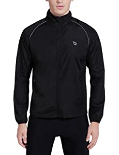 Baleaf Men s Cycling Running Jacket Windproof Windbreaker Breathable Coat 51adf8fdd