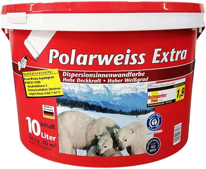 Wilckens Innenfarbe Polarweiss extra Weiß Wandfarbe