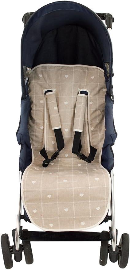 Colchoneta o funda Universal para silla de paseo o cochecito + ...