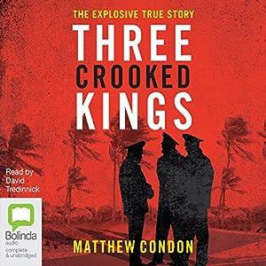 Three Crooked Kings Audiobook
