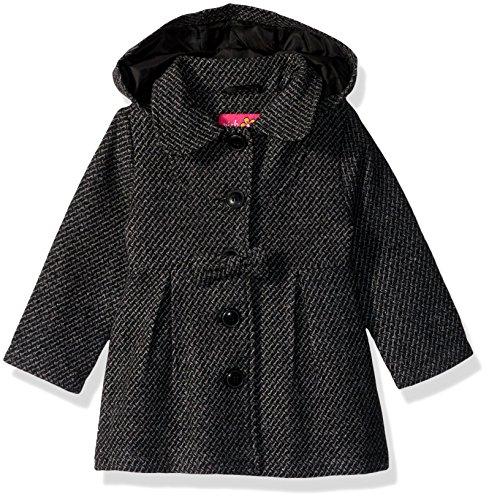Textured Wool Coat - 2
