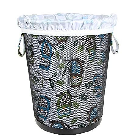 Teamoy Reusable Pail Liner for Cloth Diaper//Dirty Diapers Wet Bag Pack of 2 Gray Arrow+Black Arrow
