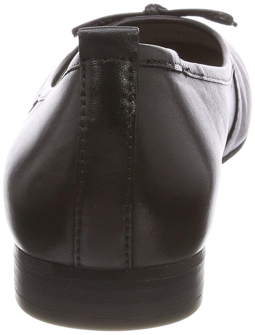 Tamaris 22114, Scarpe Nero con Tacco Donna  Nero Scarpe (Black) d56295