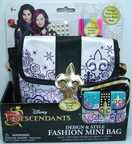 Disney Descendants Design & Style Fashion Mini Bag by Innovative Designs