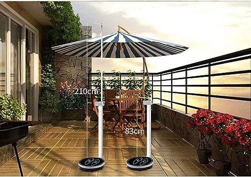 XYL Balanza de Altura y Peso, balanza electrónica Digital, Pantalla LED de Alta definición, Peso 200 kg, medición de precisión 83-210 cm: Amazon.es: Hogar