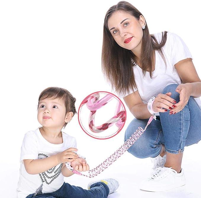 kaimus Arnés de seguridad para niños Cuerda de tracción anti ...