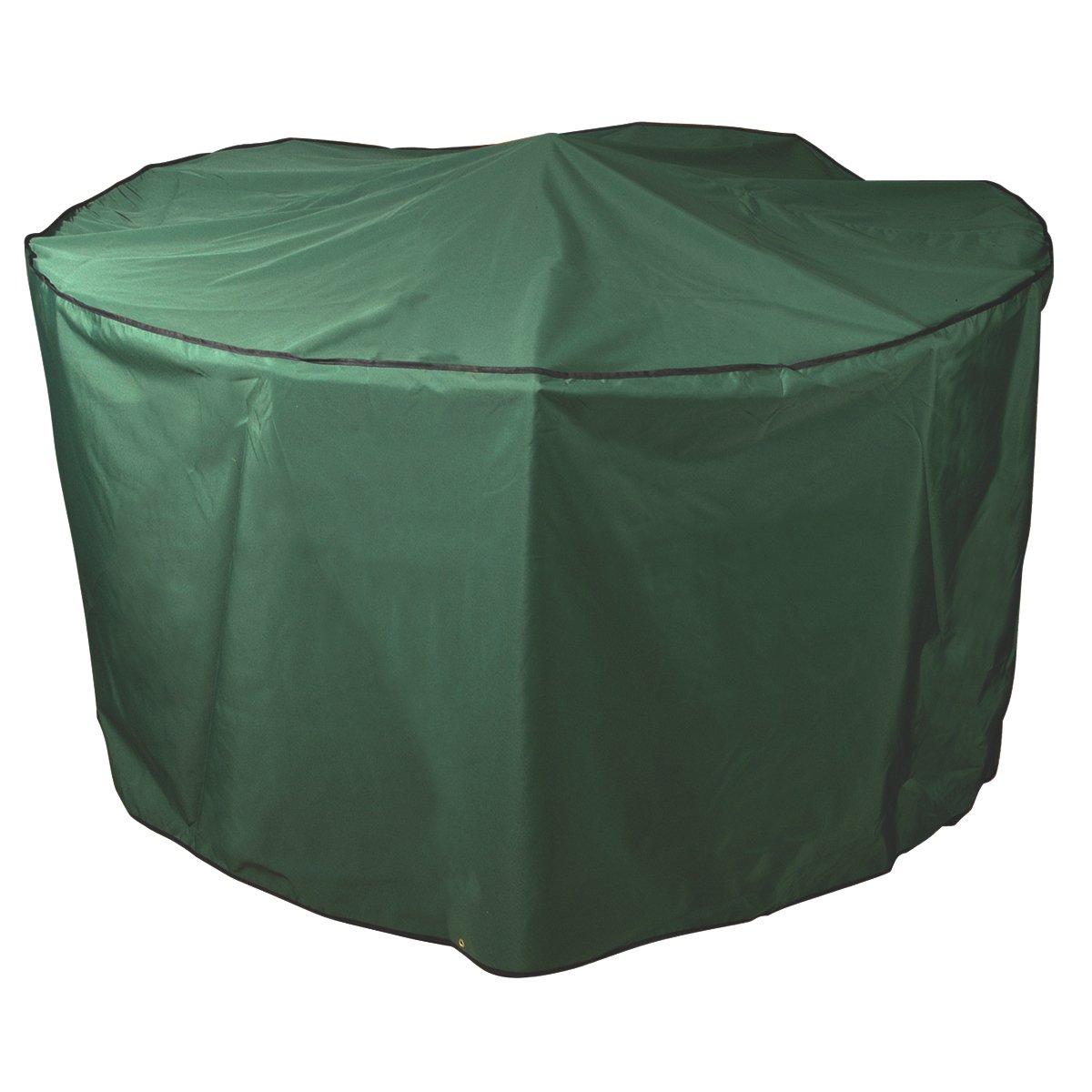 bosmere p025 de luxe schutzh lle f r runde tischgruppe online kaufen. Black Bedroom Furniture Sets. Home Design Ideas