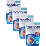 Heartburn and Gas Relief Gummies with Calcium and Vitamin D by Restorz, Relieve Acid Indigestion and Sour Stomach, Adult…