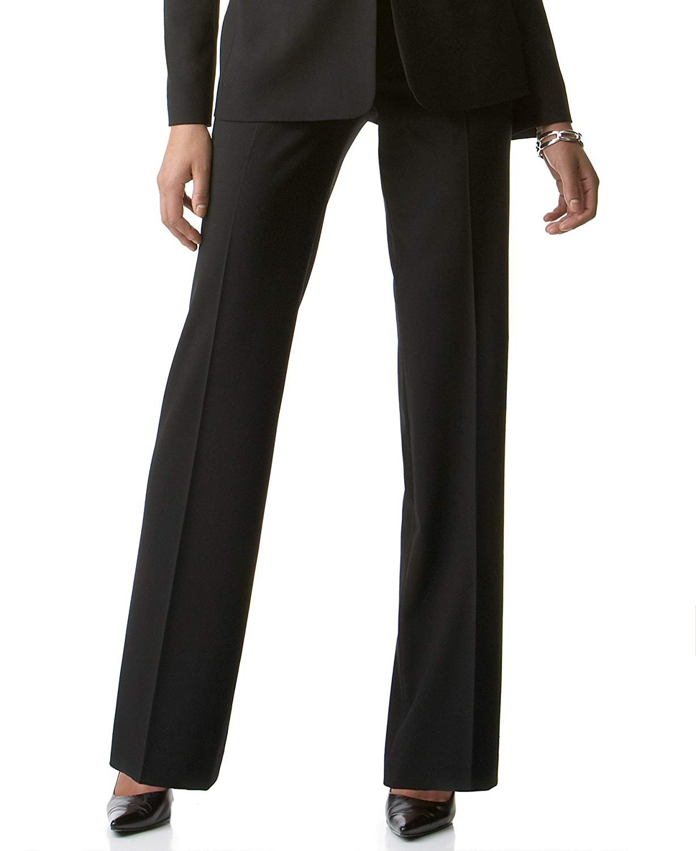 Calvin Klein Pants, Classic Straight Leg Black 2