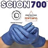 HandPRO Scion700 Gloves, Large, Blue