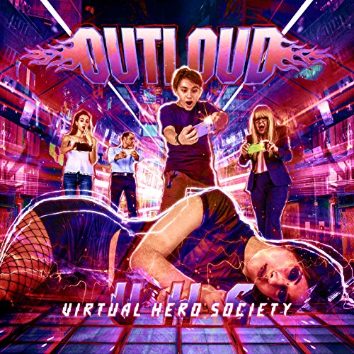 Image result for Outloud Virtual Hero Society