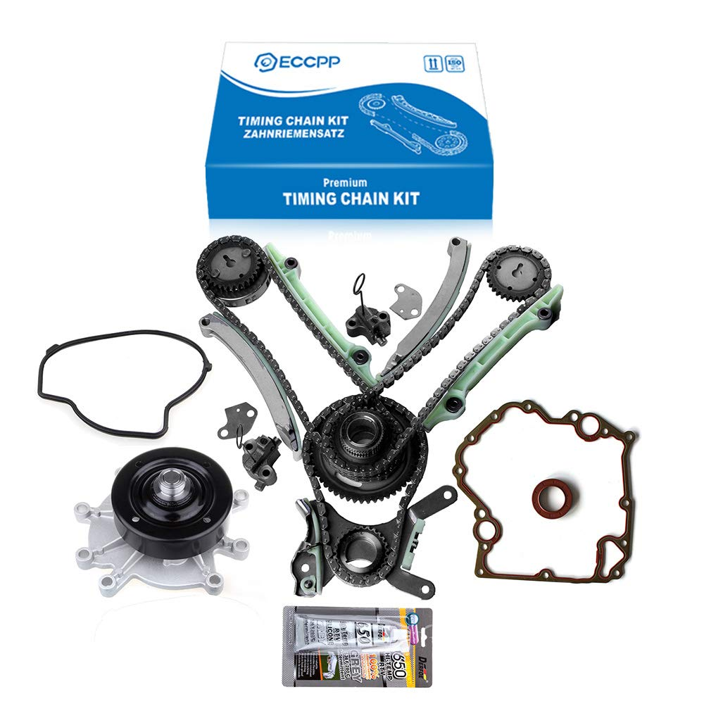 Genuine OEM 2007-2009 CR-V Water Pump /& Gasket