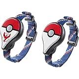 Pokemon GO Plus 2本 Bluetoothリストバンド ブレスレット ウォッチゲーム アクセサリー AEdiea
