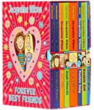 Forever Best Friends Box Set 8 vol: Buried Alive!, Double Act, Dustbin Baby, Candyfloss, Best Friends, Bad Girls, The Lottie Project, Glubbslyme