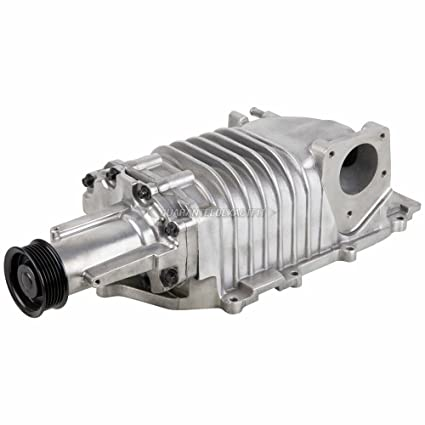 Reman OEM Supercharger For Nissan Frontier & Xterra - BuyAutoParts  40-10013R Remanufactured