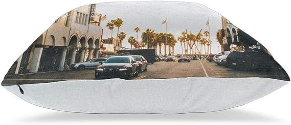Myhou Venice Los Angeles California - Juego de 2 Fundas de cojín ...