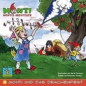 Monti und das Drachenfest (Montis Abenteuer 3) | Martin Steimann