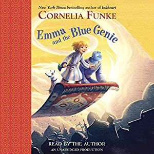 Emma and the Blue Genie Audiobook