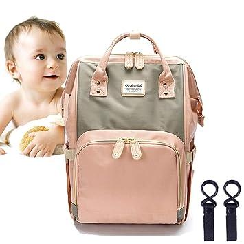 Baby Diaper Nappy Mummy Changing Bag Backpack Hospital  Maternity Rucksack UK