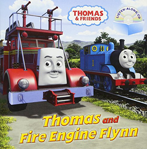 Book Truck Cd Fire (Thomas and Fire Engine Flynn Book and CD (Thomas & Friends) (Pictureback(R)))