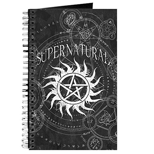 CafePress Supernatural Journal Notebook Personal