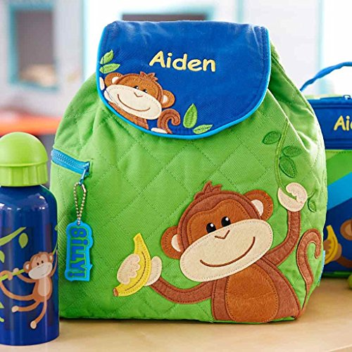 Boys And Girls Personalized Backpacks made our list of personalized camping gifts for people who camp in tents and those who have RV campers!