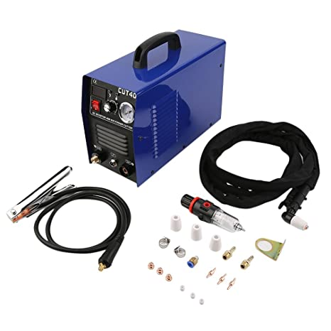 Hehilark CUT40 Profesional 50A Inversor Digital Air Plasma Cutter Machine 220 V Plasma Cutting Machine Cutter