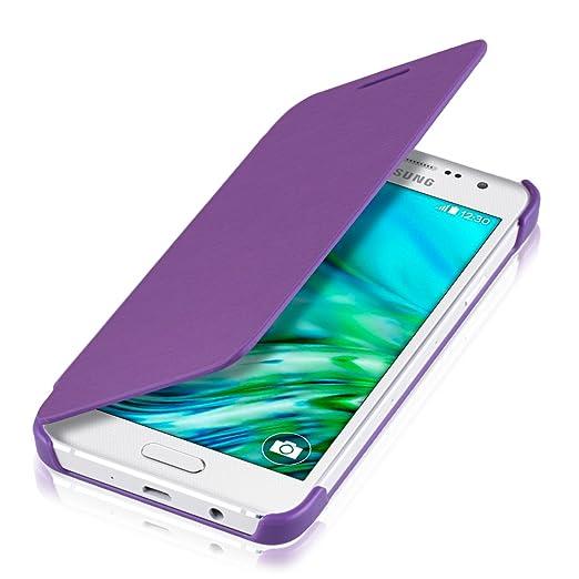 65 opinioni per kwmobile Cover per Samsung Galaxy A5 (2015)- Custodia protettiva apribile a
