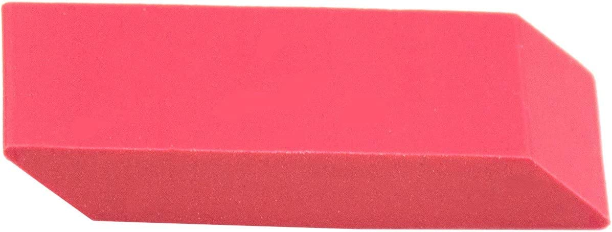 Adults 480 Pink Bulk Erasers Kids Schools Wholesale Case Pack for Offices
