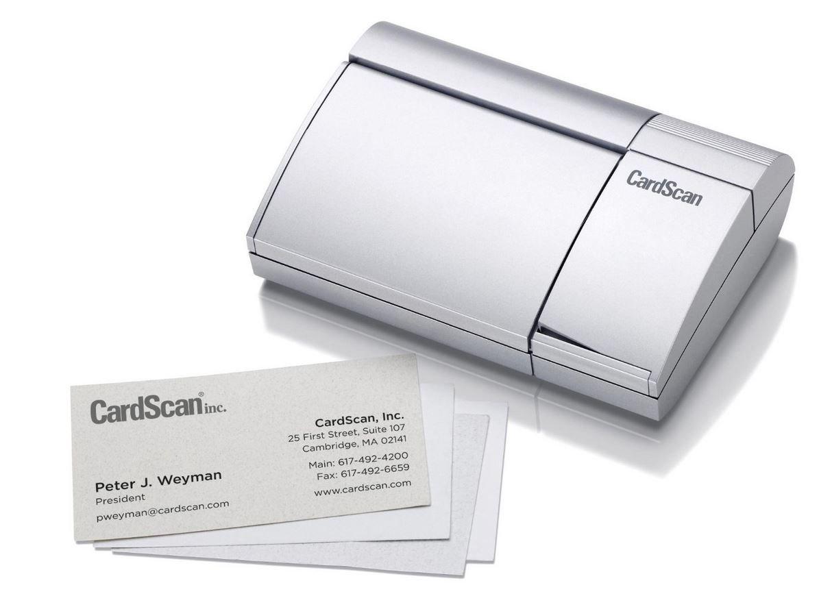 Amazon.com: Dymo CSPA08480ENG Personal Cardscan V8: Industrial ...