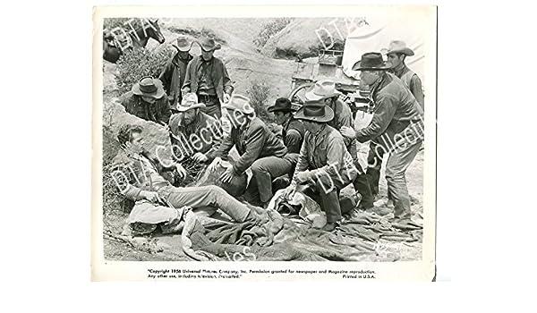 MOVIE PHOTO: GUN FOR A COWARD-1956-8 X 10 STILL-FN-ESTERN-DEAN