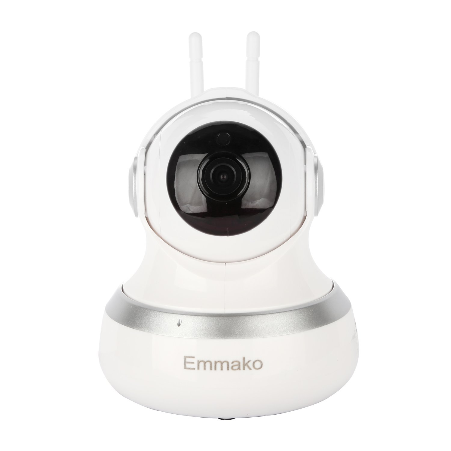 Emmako Wireless Security Camera 1080P IP Camera With WiFi Home Security Surveillance Camera for Baby/Elder/Pet/Nanny Monitor, Pan/Tilt,Two-Way Audio and Night Vision Q3-S