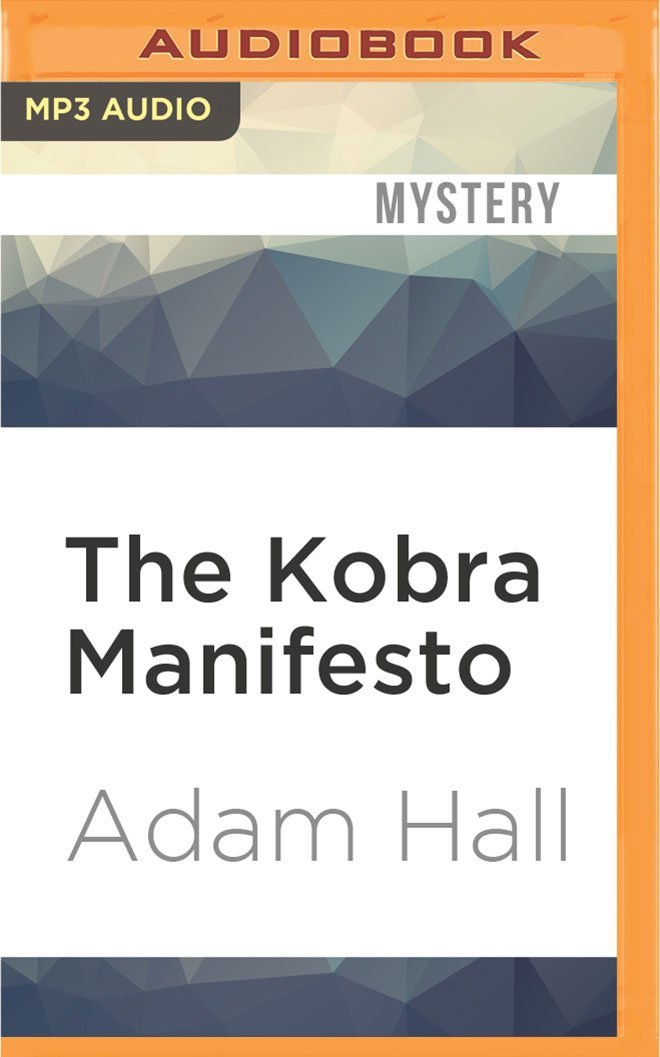 The Kobra Manifesto (Quiller) pdf
