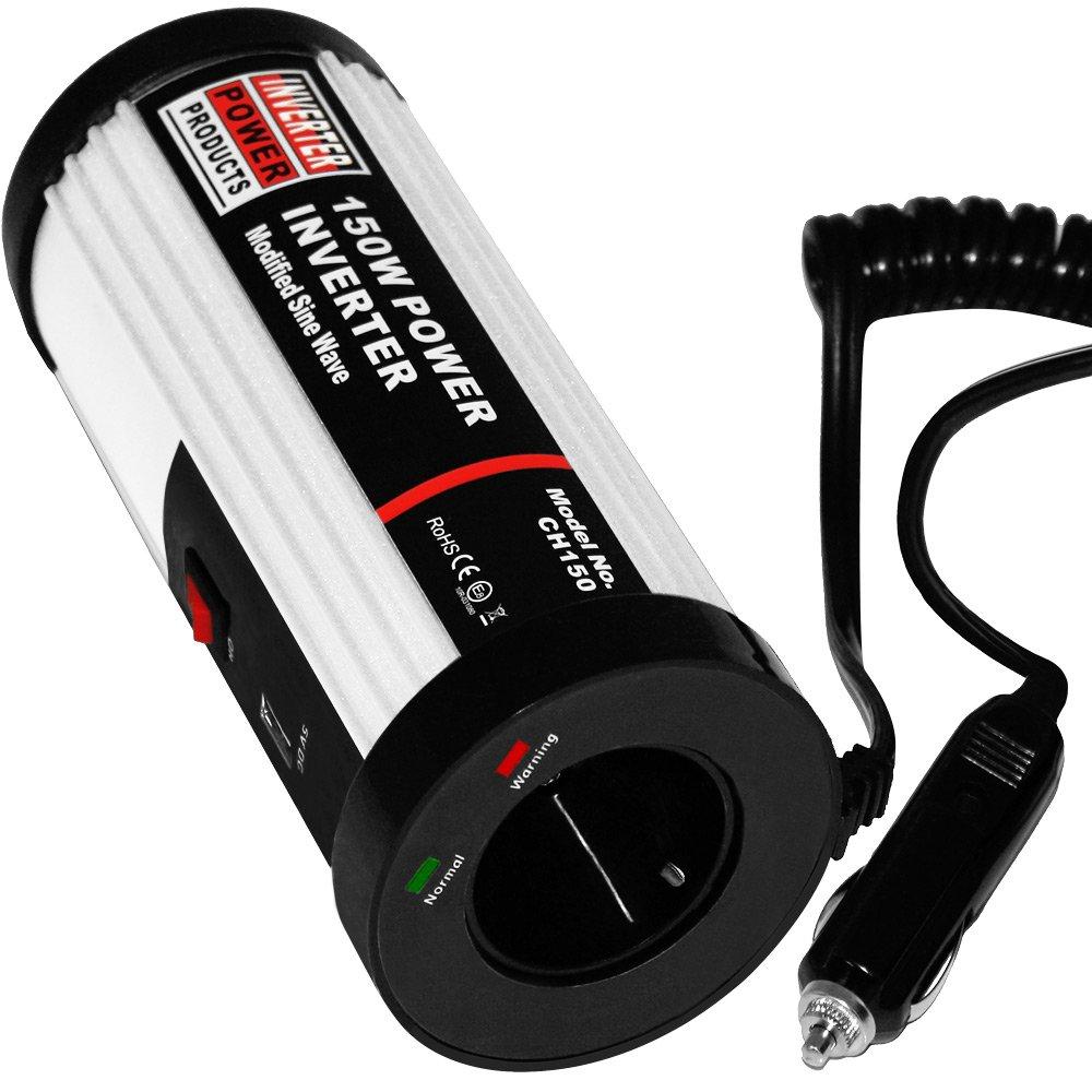 Modellwahl Spannungswandler Wechselrichter Stromwandler Inverter KFZ Auto 150//300W 12V-230V USB 5V