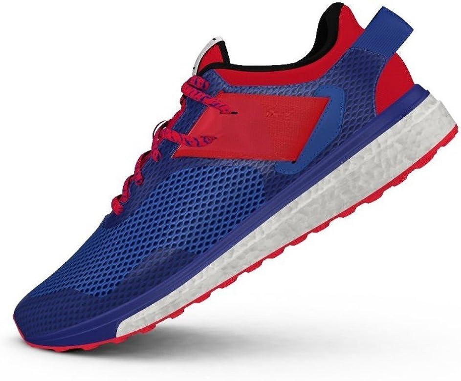 adidas Response 3 M, Zapatillas de Running para Hombre, Azul (Azul/Rojray/Negbas), 41 1/3 EU: Amazon.es: Zapatos y complementos