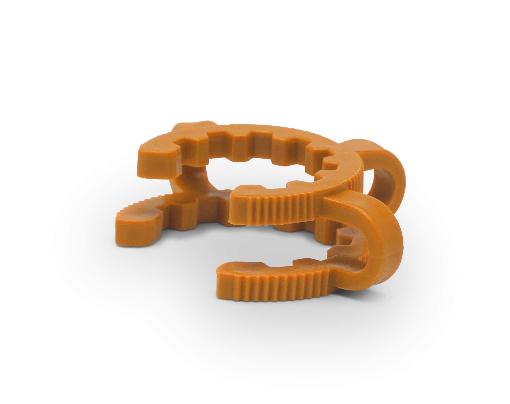 Goldleaf Scientific ACC034PK #34 Plastic Keck Clips (5-Pack) by Goldleaf Scientific