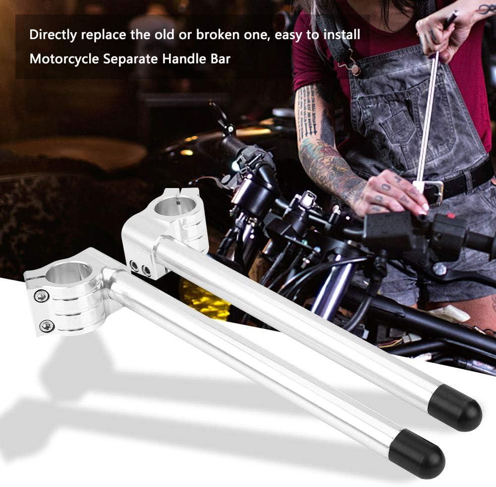 31 Acouto Motorcycle Universal CNC Handlebar Fork Clip Ons Clipon Billet Separate Handle Bar Racer Motorcycle 31mm, 33mm, 35mm, 37mm, 41mm, 50mm