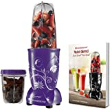 Wonderchef Nutri-Blend 400 Watts Juicer Mixer Grinder (Purple)