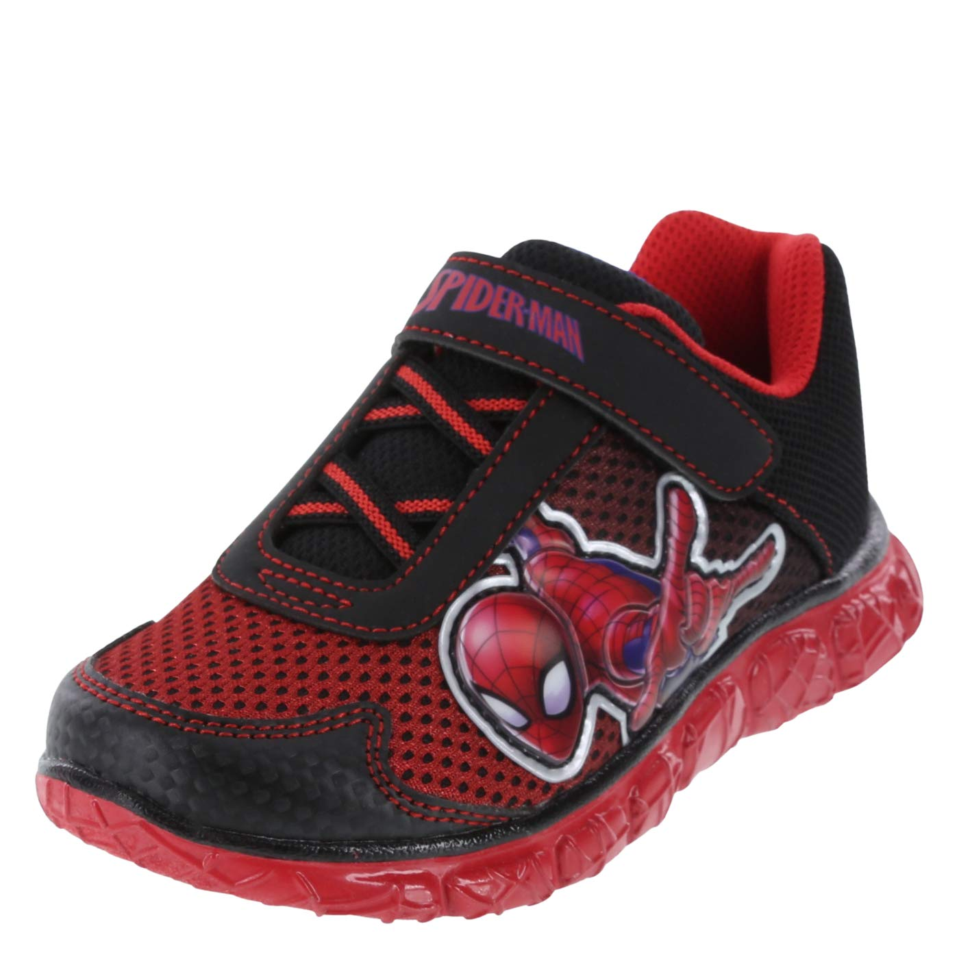 Spider-Man Boys' Toddler Spider-Man Runner 079959-Parent