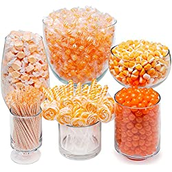 Orange Candy Kit - Party Candy Buffet Table
