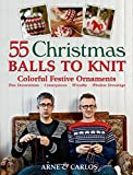 window decoration ideas 55 Christmas Balls to Knit: Colorful Festive Ornaments, Tree Decorations, Centerpieces, Wreaths, Window Dressings