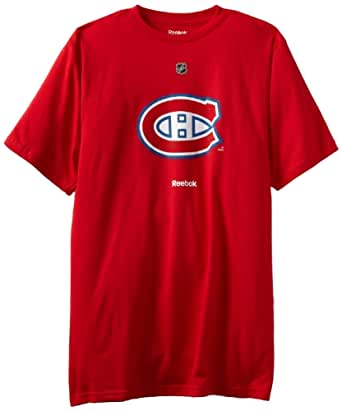 Amazon.com: NHL Montreal Canadiens Primary Logo T-shirt ...