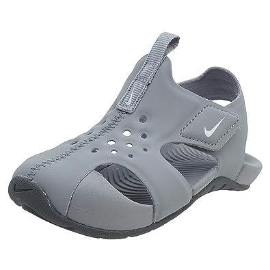new arrival f1c3a 58071 Nike 943827-002 SUNRAY PROTECT 2 HAVUZ DENİZ BEBEK SANDALET GRİ 17